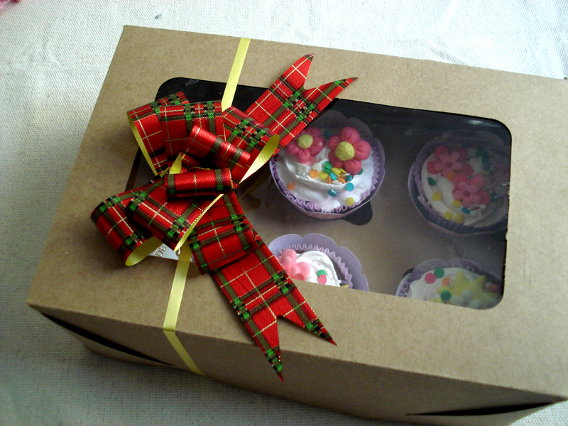 Cupcake para  Presente
