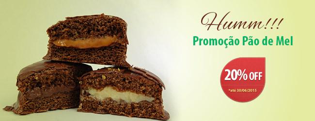 Pão de Mel BH - Promoção