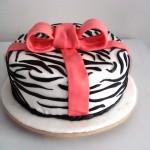 Bolo de Zebra