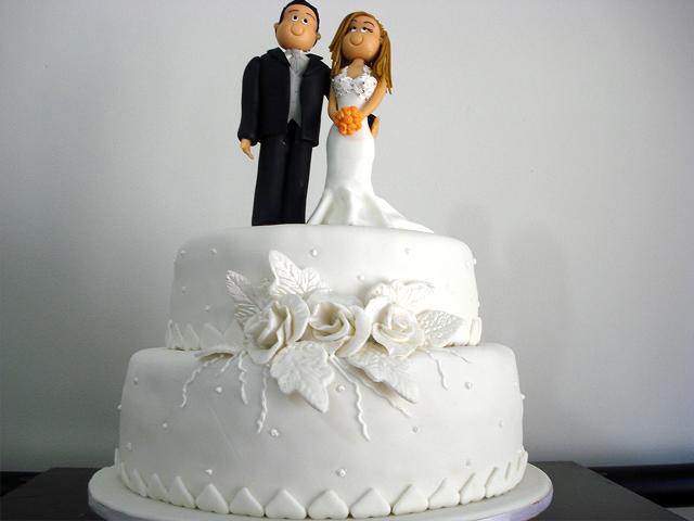 Bolo de Casamento - BH