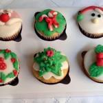 Cupcake - Kit Natal bh