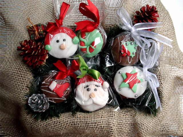 Pão de Mel - Kit de Natal