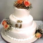 bodas de casamento 150x150 Bolo de Casamento fotos bolos bolo de casamento