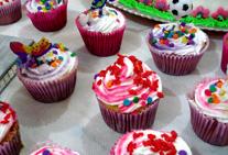 cupcake bh home Bolos e Tortas