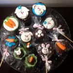 Páscoa: Cupcakes, Docinhos e Pão de Mel