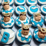 Cupcakes para Batizados