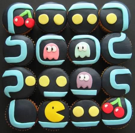 Cupcake PacMan