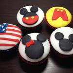 Cupcake Mickey Disney