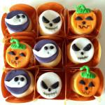 Docinhos decorados halloween