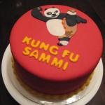 Bolo Decorado - Kung Fu Panda