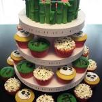 Cupcake - Kung Fu Panda